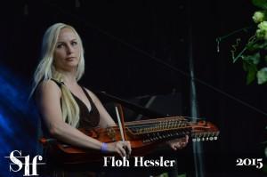Kati Ran live beim Castlefest 2015