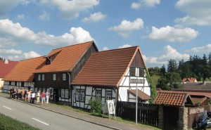 Mausefallenmuseum Güntersberge (© VH-Halle CC BY 3.0 de)