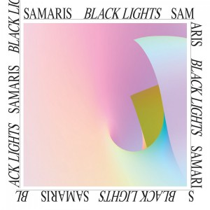 SAMARIS - Black Lights - Cover