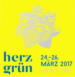 Herzgrün Festival Banner