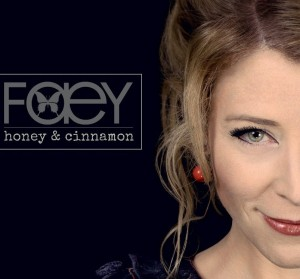 FAEY - Honey & Cinnamon - Cover