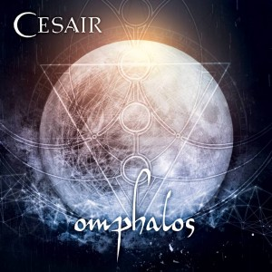 Cesair - Omphalos - Cover
