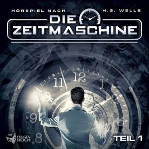 Die Zeitmaschine - Cover