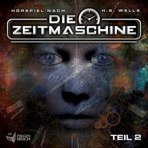 Die Zeitmaschine - Teil2 - Cover