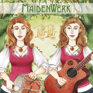 PURPUR - Maidenwerk - Cover