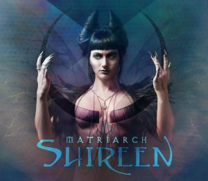 Shireen - Matriarch - Cover