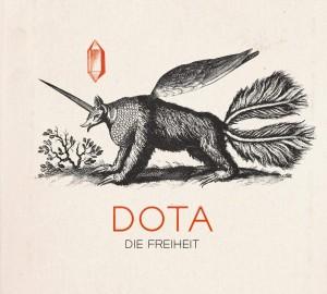 DOTA - Die Freiheit - Cover