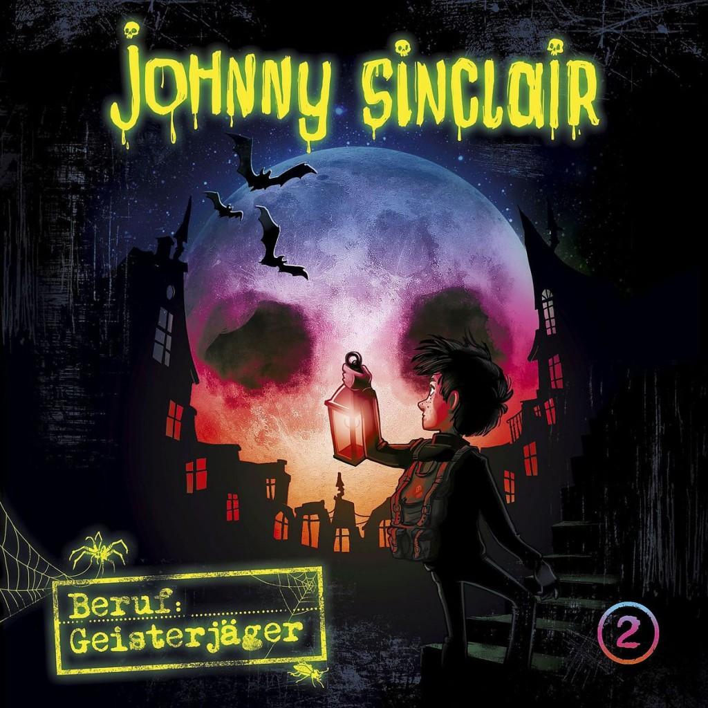 Johnny Sinclair 2 Cover